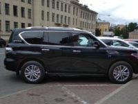 Nissan Patrol (Y62). Тормоза HPB. Отзыв