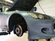 Замена тормозов на Honda S2000. Установка HPB