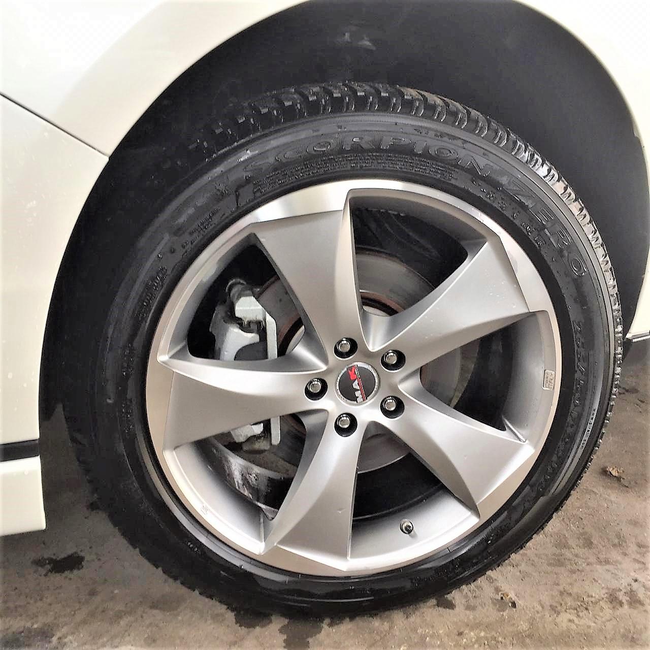 Тормоза Acura MDX