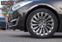 Тормоза для Hyundai Genesis G90. Ставим HP-Brakes