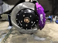 Toyota Highlander. Тормоза HPB f365x32 U6pot