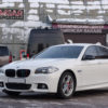 BMW 5-Series F10. Установка тормозов HPB front 365x32mm Ultimate 6pot.