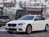 BMW 5-Series F10. Установка тормозов HPB