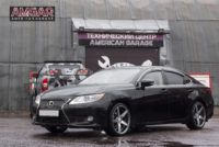Lexus ES250. Установка тормозов
