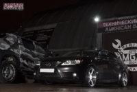 Lexus ES250. Установка тормозов HPB