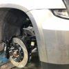 Замена тормозов на Chevrolet Tahoe. Ставим HPB. F405x36mm U8pot+R380x32mm U6pot