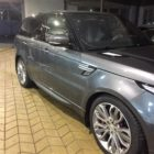 Тормоза на Range Rover Sport