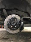 Замена тормозов на Chevrolet Tahoe. Ставим HPB