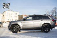 Тюнинг тормозной системы на Jeep Grand Cherokee IV Сони Темниковой