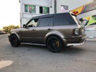 Тюнинг тормозов Range Rover. Установка HPB