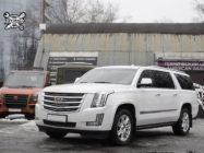 Cadillac Escalade ESV. Тормоза HPB