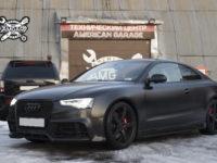 Audi S5. Тормоза HPB