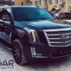 Cadillac Escalade ESV. Тормоза HPB. Front 405x36mm U8pot+Rear 380x32mm U6pot.