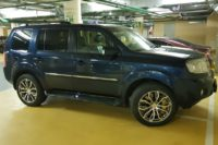 Honda Pilot. Тормоза HPB f430x36mm 8pot