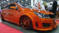 Opel Astra H GTC. Тормоза HPB