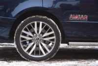 Range Rover Sport Supercharged тормоза HPB