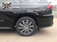 Тормоза HPB на Lexus LX 570.