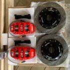 Тормоза HPB на Toyota Camry XV70