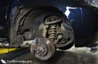 Тормоза HPB Toyota LC200