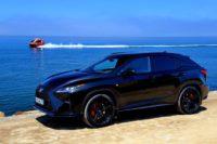 Lexus RX и спортивные тормоза HP-Brakes. Отзыв.