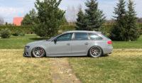 Audi A4 Avant (B8). Тормоза HPBrakes в круг.Отзыв