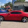 Ставим тормоза на Chevrolet Camaro. HP-Brakes на обе оси.