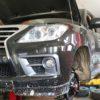 Тормоза на Lexus LX570. HPB F405x36mm U8pot&R380x32mm U6pot.