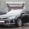 Тормоза HPB на Camry V70. Front 330x32mm U6pot +Rear 330x28mm U4pot.