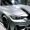 BMW 3 series (F30). Тормозная система HP Brakes. Отзыв.