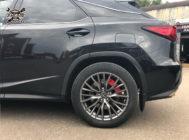 Lexus RX. Установка тормозов HPB