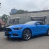 Ford Mustang 2016. Установка тормозов HPB. Front 380x32mm Ultimate 6pot.