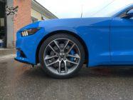 Mustang 2016. Установка тормозов HPB