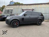 Range Rover SVAutobiography тормоза HPB