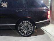 Range Rover. Установка тормозов HPB