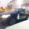 Range Rover. Установка тормозов HPB.