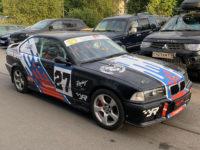 HP-Brakes на BMW M3 E36