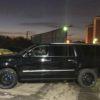 Новые тормоза на Cadillac Escalade ESV. Ставим HPB на переднюю ось 405х36mm 6pot.