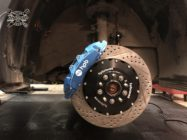 Hyndai Santa Fe. Тормоза HP-Brakes