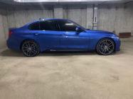 BMW 3 series (F30). Тормоза HPB