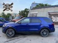 тормоза для Ford Explorer. HPB