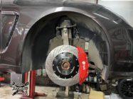 Тормоза HPB для Porsche Panamera