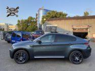 Тормоза для BMW X6. Ставим HPB