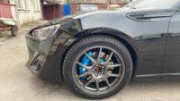 Тормоза HPB для Toyota GT86/ Subaru BRZ.