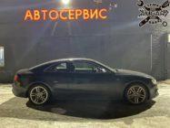 Audi A5. Тюнинг передней тормозной системы.