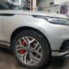 """<span class=""""title"""">Range Rover Velar. Установка на обе оси тормозов от HPB.</span>"""