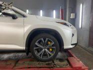 Тормоза HPB на Lexus RX300 взамен штатных.