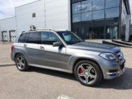 Mercedes-Benz GLK 350. Тормоза HPB
