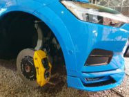 Volvo XC60. Тормоза HPB