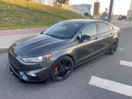 Ford Fusion Sport HPB тормоза 380x34 6p