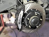 Как улучшить тормоза на Тойота ЛК 200
